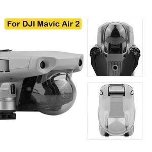 For DJI Mavic Air 2 Drone Parts Gimbal Camera Lens Protector Cover Dustproof Cap