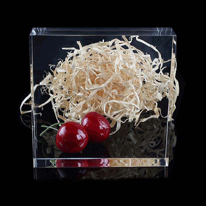 200*200mm Transparent Plexiglass Clear plastic Sheet acrylic board organic glass polymethyl methacrylate thickness 1mm 3mm 8mm