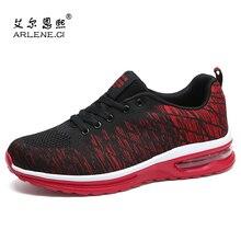 2020 Männer Schuhe Atmungsaktiv Fliegen Woven Laufschuhe Air Flut Vapormax Sport Schuhe Männer Lace Up Casual Sneakers Calzado Hombre