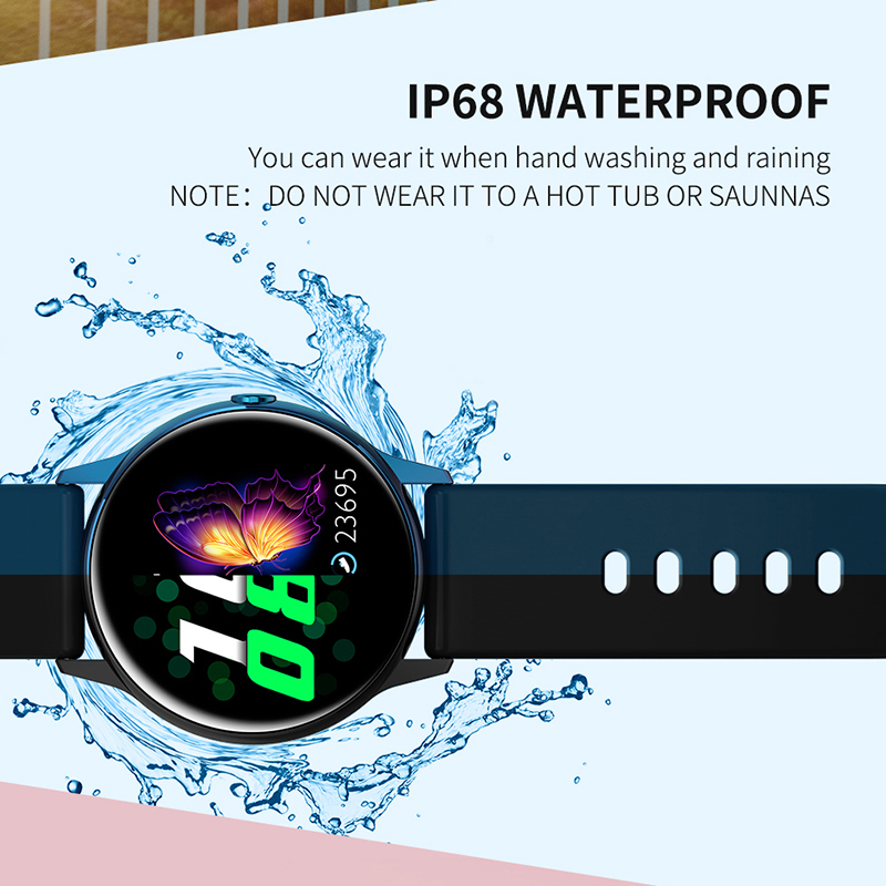 cheapest Lokmat Time Ocean Sports Smart Watch Women IP68 Waterproof Fitness Rugged Outdoor Smartwatch Men for Smart Phone Dropshipping
