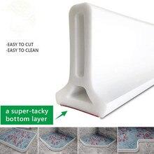 浴室水ストッパー折りたたみシャワーしきい値ダムシャワーバリアと保持システムと内部水維持しきい値