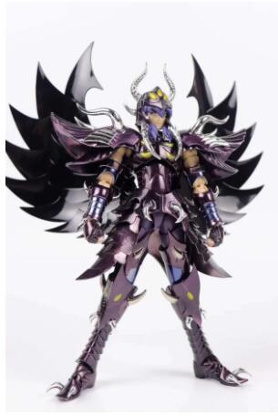 CS Model Saint Seiya Myth Cloth Hades Saint Aiakos Hades Specters Garuda Aiakos Action Figure Model Toys