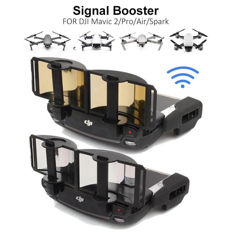 Remote Controller Signal Booster Antenna Range Extender Enhancer For DJI MAVIC PRO 2/mavic Mini/ SPARK Drone /Accessories