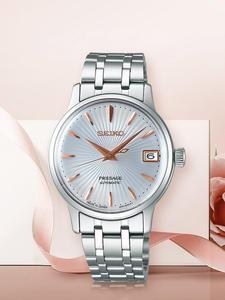 SEIKO Wristwatch Mechanical-Watch Automatic Women Waterproof Casual Fashion Cocktail-Series