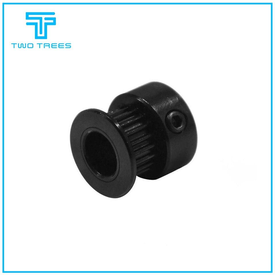 5PCS Imprimante 3D GT2 Timing poulie 16 T 2GT Coupe Ceinture Largeur 3mm//6mm//10mm pour CNC