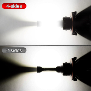 Image 4 - /HL/ LED Headlight Bulbs for Cars H4 H7 H8 H11 HB3 HB4 8000LM 6500K 40W 24V 12V H7 LED Kit Auto Lamp H4 Motorcycle HeadLight
