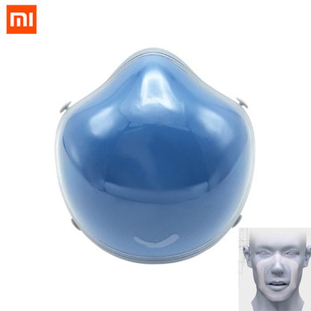 Covid 19 Xiaomi Q7 electric anti haze non suffocating electric air supply mask is suitable for daily travel
