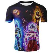 Dragon Ball 3D Print T-Shirt