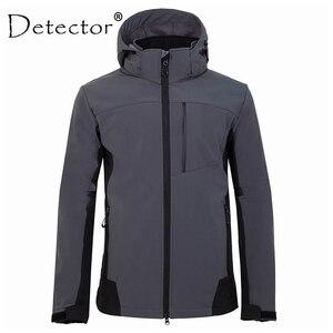 Detector Waterproof Fleece Hik