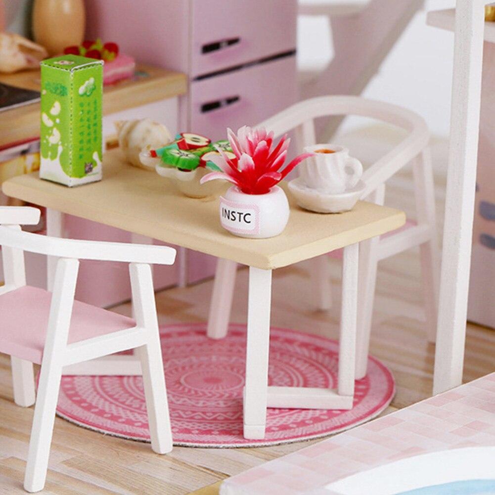 H87cd88ffee15489ca25d6a562b44b47bk - Robotime - DIY Models, DIY Miniature Houses, 3d Wooden Puzzle