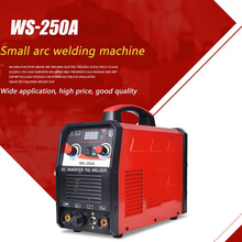 Popular and Convenient Electric Welding Machine Model Ws-250a Portable Electric Welding Machine for Argon Arc Welding