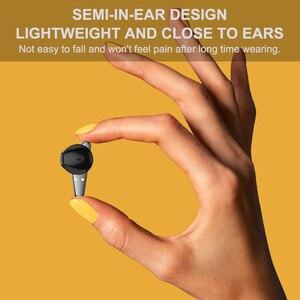 Image 5 - BluMusi Bluetooth 5.0 Wireless Headphones Earphones TWS Hifi Headset Bass Earbud with Power Display Touch Control for Smartphone