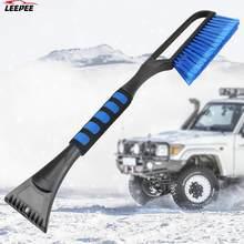 Para o carro pára-brisa ferramenta de limpeza raspagem inverno neve gelo raspador carro veículo neve escova pá remoção escova