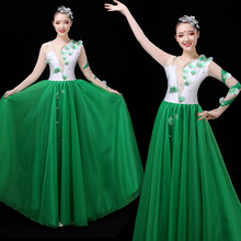 2021 Flamenco Dress Adult Concert Outfits Fairy Classical Dancing Costume Evening Dresses Modern Dance Clothes Stage Costume