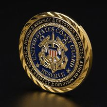 2018 New Commemorative Coin United States Army Coast Guard Collection Souvenir jerusalem israel united states embassy trump challenge coin dedicated may 14 2018