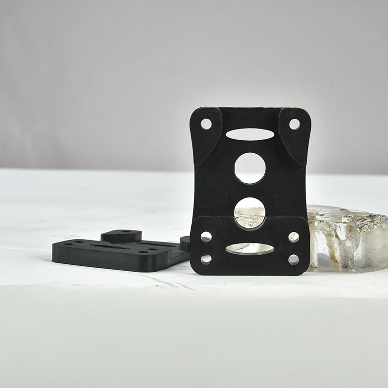 Skateboard Tool Tray Gasket Holder Plastic Rubber Gasket Dance Board Soft Bridge Pad Thick Manufacturers Direct Selling