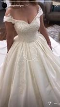 Eslieb  Ball gown new design lace wedding dresses 2020