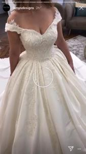 Image 1 - Eslieb  Ball gown new design lace wedding dresses 2020