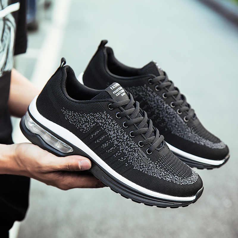 Sıcak satış açık spor erkek ayakkabıları Onke profesyonel spor ayakkabı erkekler için nefes yastık kadın koşu ayakkabıları sevgiliye ayakkabı