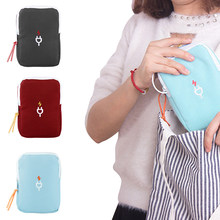 Storage Bag Travel Digital Storage Bag Data Cable Charger Cord Pouch Power Bank Case Camera Digital Storage Bag Cable Charger(China)