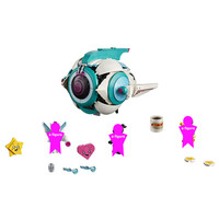 MOVIE 2 Sweet Mayhem's Systar Starship Building Blocks Kit Bricks Classic Movie Model Kids Toys For Children Gift