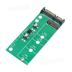 """Image 4 - Adaptador SATA M.2 SATA a M2 NGFF M2 M2.SATA, convertidor NGFF M.2, tarjeta SATA3 de 2,5"""""""