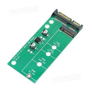 """Image 4 - SATA adapter M.2 SATA to M2 NGFF M2 M2.SATA adapter NGFF M.2 converter 2.5"""" SATA3 Card"""