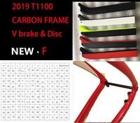 Famous T1100 carbon road frame 3k 1K road bike carbon Disc Thru axle Road frame bicicleta carbon bicycle frame bici velo Bicycle Frame     -