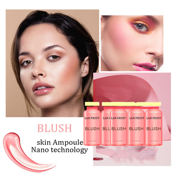 5ml New BB Blush Glow Long Lasting  Blush Hydrating Pigmented Cheek Rouge Matte Natural Glow cream Cosmetic Face Make Up Blusher power look diorskin rouge blush