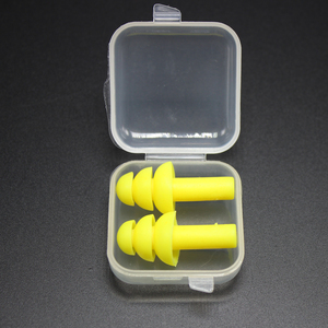 Image 5 - New Soft Foam Ear Plugs Sound insulation ear protection Earplugs anti noise sleeping plugs for travel foam soft noise reduction