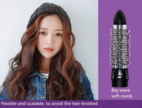 alisador de cabelo escova cabelo d42