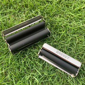 Image 3 - HORNET 70MM/78MM/110MM Metal Cigarette Rolling Machine Tobacco Cigarette Roller For Rolling Paper Cigarette Wrapping Machine