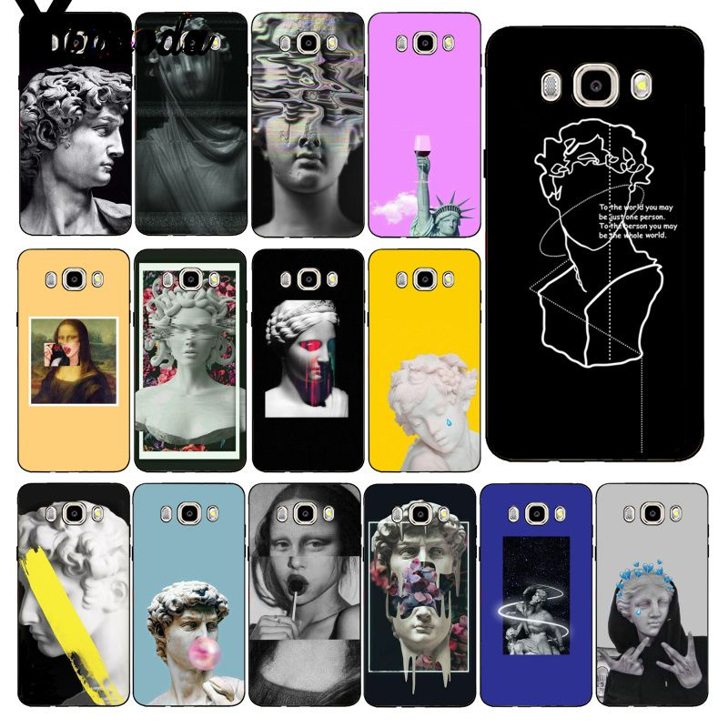 Yinuoda Phone-Case Art-Lines Aesthetic J4plus Samsung Galaxy J7 Prime For DUO J7neo/j2