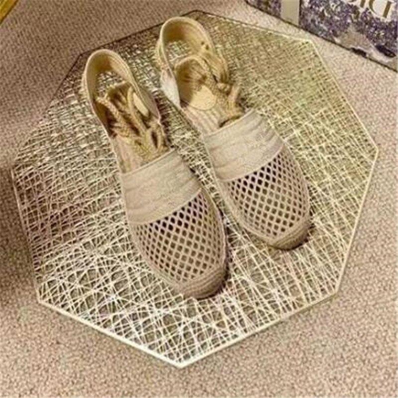 Сандалии женские с круглым носком, модельные элегантные босоножки, модная обувь, лето