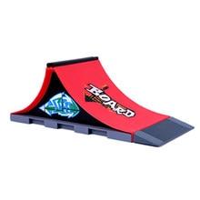 Скейт парк рампы части для Tech Deck Fingerboard Finger Board (A)
