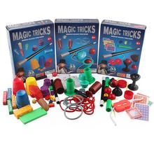 GloryStar Magic Tricks Set,Magician Show Up Kids Props Toy for Kids with Toy training central russian toy terrier tricks training russian toy terrier tricks