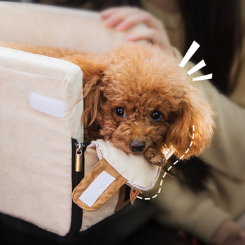 Pet Carpool Seat 3