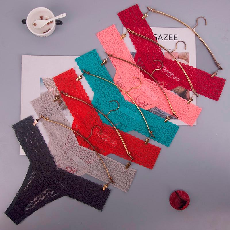 5XL 4XL XXXL XXL XL BIG SIZE Women Sexy Thongs G-string Lingerie Underwear Panties Briefs For Ladies T-back 5pcs/Lot ac70(China)