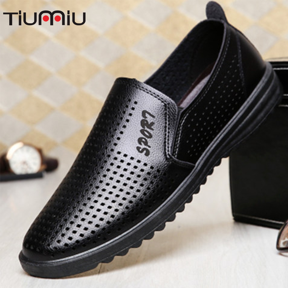 Male Celebrity Chef Waterproof Non-slip Defence Oil Work Leather Shoes Business Reposteria Horeca Restaurant Celebrity Catering