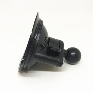 Image 5 - Jadkinsta 8cm Diameter Base Twist Lock Car Window Ball Mount Suction Cup for Gopro Camera Smartphone for Phone 11 12