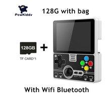 Powkiddy RGB20 3.5 אינץ IPS מסך כף יד משחק קונסולת מובנה 10000 משחקים RK3326 Wifi נייד רטרו וידאו משחק נגן