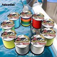 New 300M multifilament fishing line braid 6LB-100LB Pe super strong braided line fishing 4x fishing wires thread fishing cords