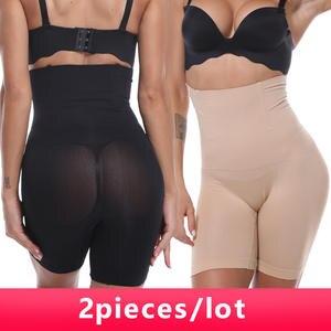 Vip-Link Butt-Lifter Panties Body-Shaper Tummy-Control Seamless Slimming High-Waist Women