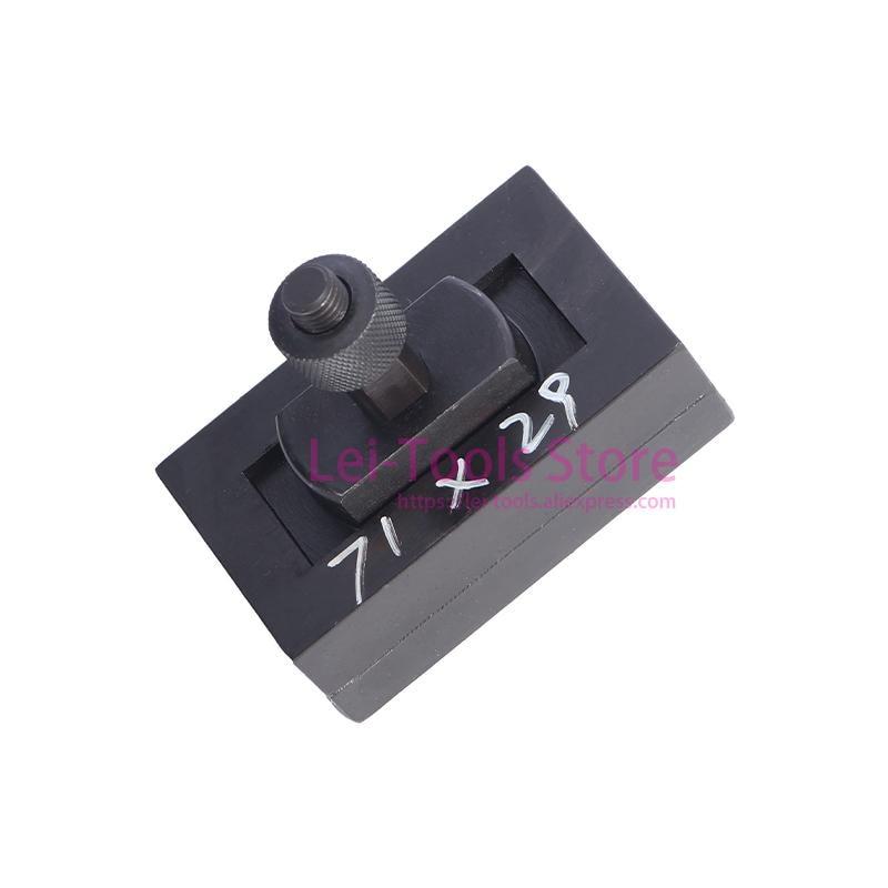Molde de perfuração hidráulico manual de aço