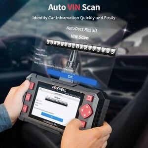Image 5 - Foxwell NT604 Elite OBD2 Scanner Automotive Auto Diagnose Werkzeug ABS SRS Airbag Freies Update OBD2 Diagnose Scanner Professional