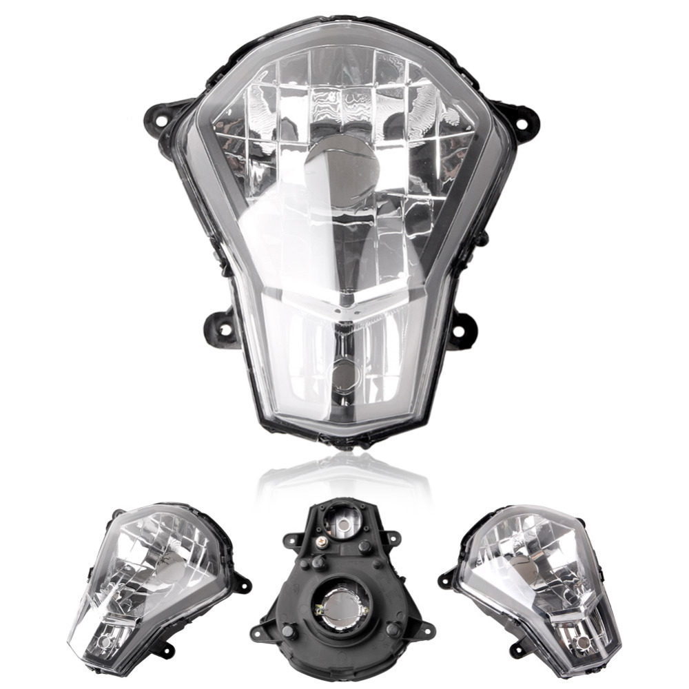 Headlight Headlamp Head Light Lamp Lighthouse For KTM 200 2012 2013