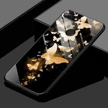 Case For Huawei P10 P20 P30 Lite P Smart Plus 2019 Case Temp