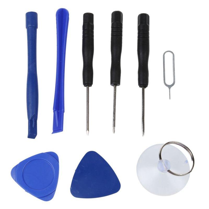 9in1 Opening Repair Pentalobe Screwdriver Tools Kit For IPhone 3G 4 4S 5 6 IPod