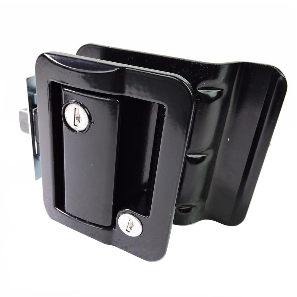 Durable Zinc Alloy RV Paddle Entry Door Lock-2