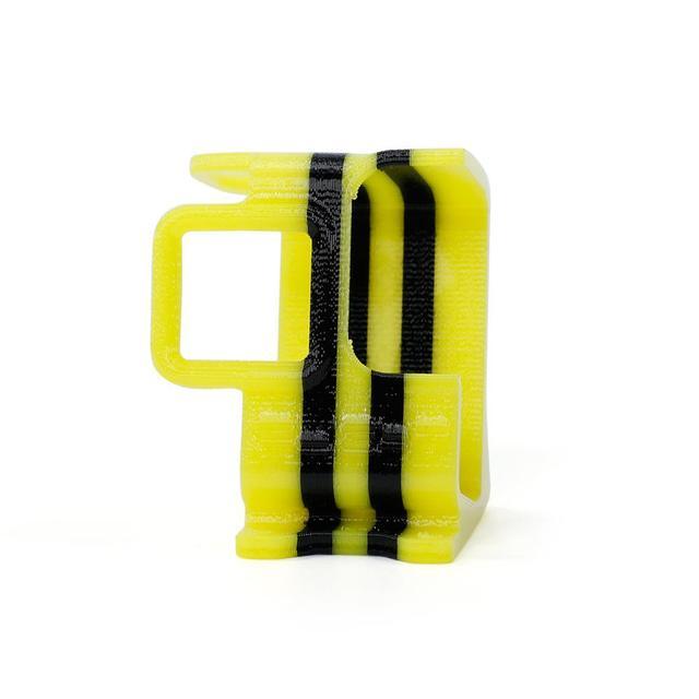 IFlight BumbleBee 3D impreso TPU GoPro Hero5/6/7/8 montaje de cámara/soporte/protector 10 °/15 °/25 ° para pieza de Dron FPV